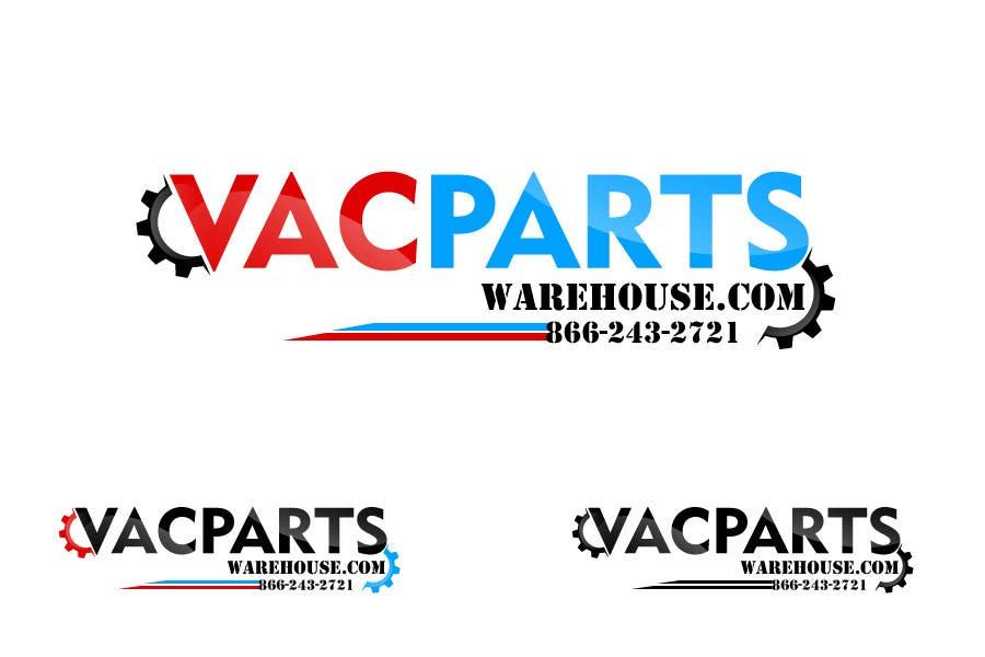 Bài tham dự cuộc thi #431 cho Logo Design for VacPartsWarehouse.com