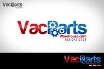 Bài tham dự #428 về Graphic Design cho cuộc thi Logo Design for VacPartsWarehouse.com