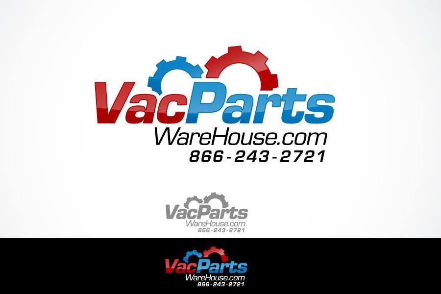 Bài tham dự cuộc thi #174 cho Logo Design for VacPartsWarehouse.com