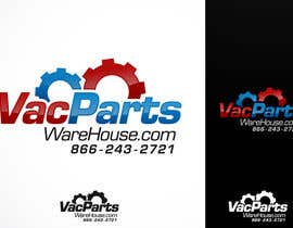 #231 for Logo Design for VacPartsWarehouse.com af BrandCreativ3