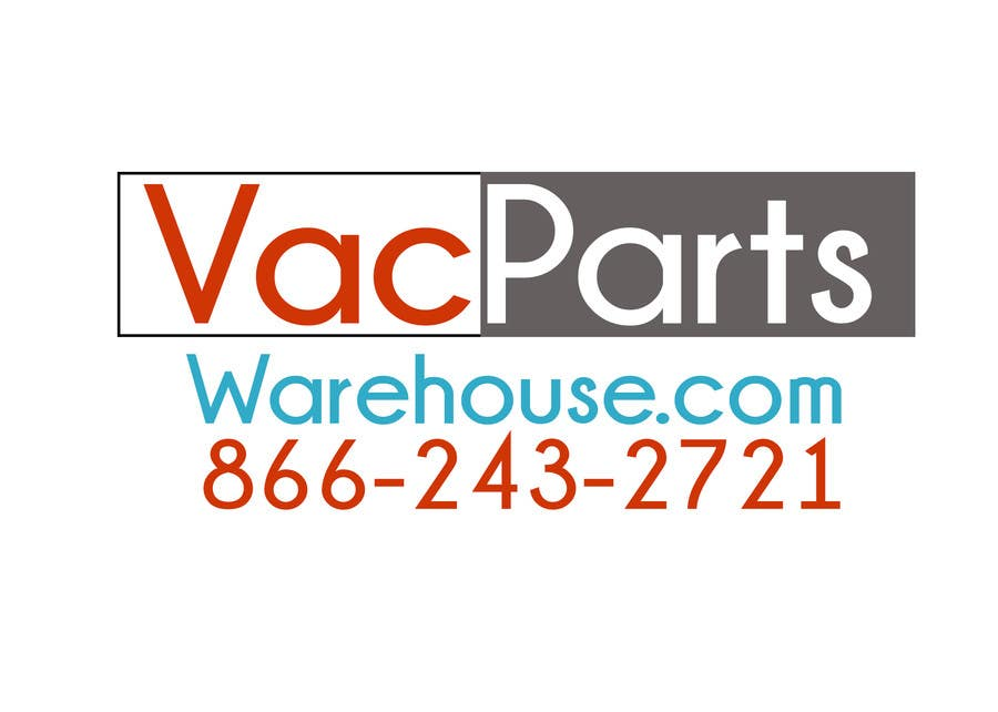 Bài tham dự cuộc thi #46 cho Logo Design for VacPartsWarehouse.com