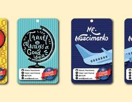 Nambari 5 ya Design Travel Tags for my blog na mirellenasc