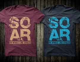 #99 for Unisex typography t-shirt design by erwinubaldo87