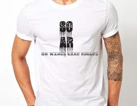 #96 for Unisex typography t-shirt design by mdyeamine