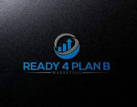 #38 for Ready 4 Plan B Marketing Logo by heisismailhossai