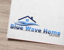 Nambari 222 ya Logo for Blue Wave Home Solutions na lordsadrick