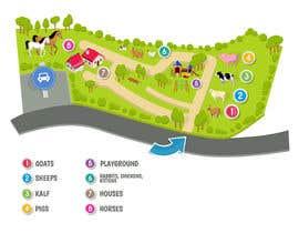Nambari 5 ya Make a friendly map of a petting zoo na Attebasile