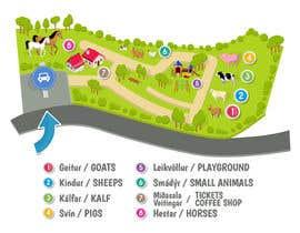 Nambari 8 ya Make a friendly map of a petting zoo na Attebasile