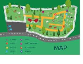 Nambari 12 ya Make a friendly map of a petting zoo na javiermc66