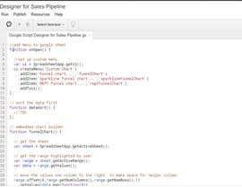 #4 for Google Script Designer for Sales Pipeline by amnashanwar