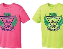 Nambari 2 ya FLYRA T-shirt na ZdravkoLovric