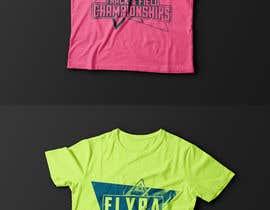 Nambari 22 ya FLYRA T-shirt na Exer1976