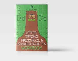 #32 for Letter Tracing for Kids Book Cover by abanobmansour