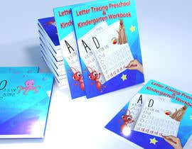 #18 for Letter Tracing for Kids Book Cover by danielcflores