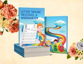 #11 for Letter Tracing for Kids Book Cover by sahadathossain81
