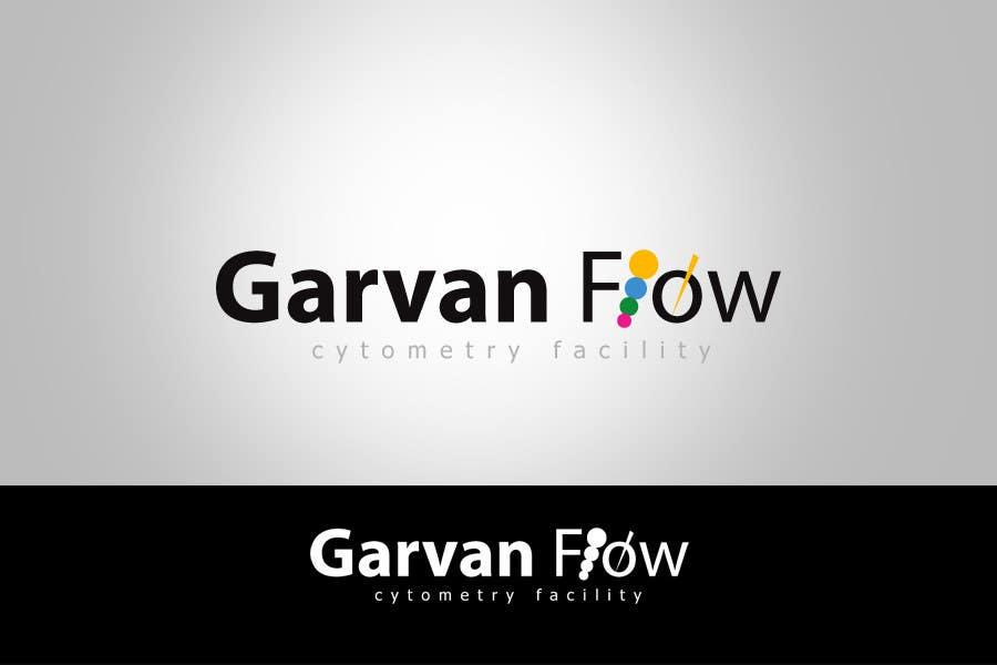 #188 for Logo Design for Garvan Flow Cytometry Facility by vigneshsmart