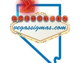 #30 for Las Vegas Fraternity Logo by Maranovi