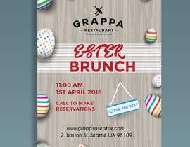 #34 for Design a Flyer for Easter 2018 by princegraphics5
