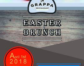 #22 for Design a Flyer for Easter 2018 by fathurmajdi