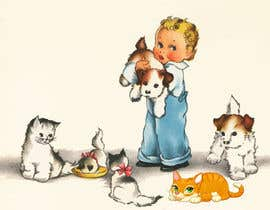 #23 for Cat Illustrations for a Children's book by azgraphics939