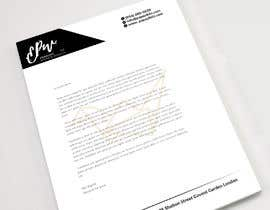 #7 for Design 3 Nice Branded Templates For Microsoft word And letterhead by lipiakhatun8