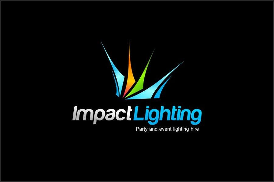 #46 for Logo Design for Impact Lighting by timedsgn
