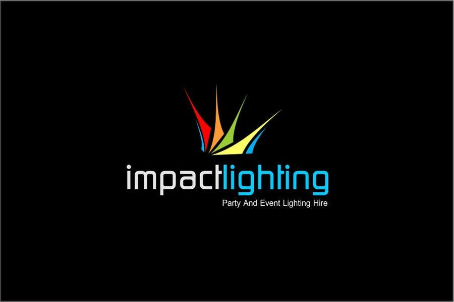 #204 for Logo Design for Impact Lighting by timedsgn