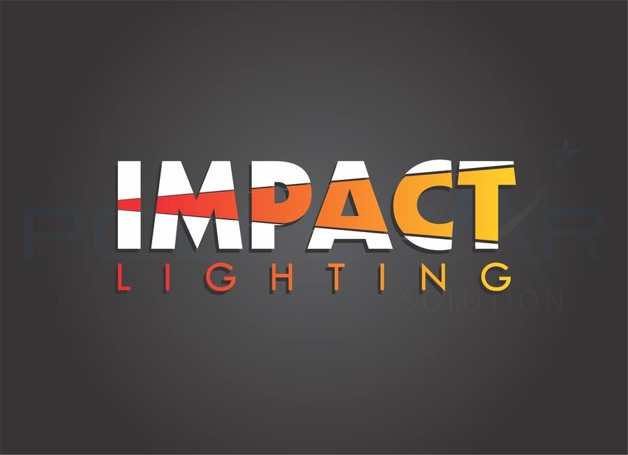 #137 for Logo Design for Impact Lighting by phyreinnovation