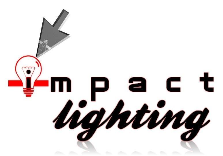 Inscrição nº 240 do Concurso para Logo Design for Impact Lighting