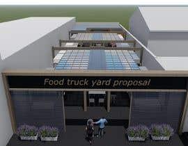 #13 for Food Truck yard concept design af creatiVerksted