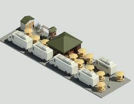 #3 for Food Truck yard concept design af bioarchitects