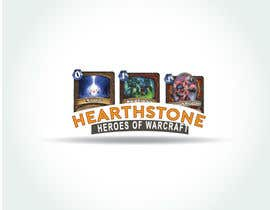 nº 1 pour Logo Hearthstone par maxidesigner29