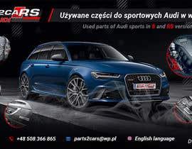 #33 for Nowy szablon ALLEGRO dla firmy parts2cars / części do AUDI by creative2pl