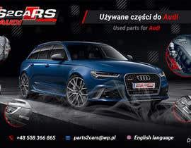 #34 for Nowy szablon ALLEGRO dla firmy parts2cars / części do AUDI by creative2pl