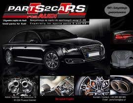 #41 for Nowy szablon ALLEGRO dla firmy parts2cars / części do AUDI by kunal53