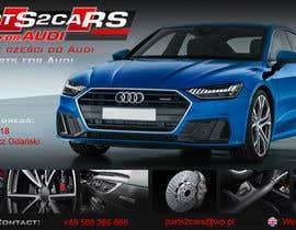 #35 for Nowy szablon ALLEGRO dla firmy parts2cars / części do AUDI by ssikora