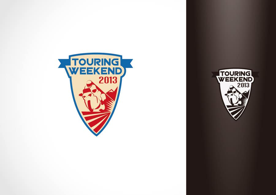 #109 for Logo Design for Touring Weekend 20xx by Mackenshin