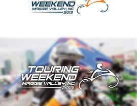 #56 para Logo Design for Touring Weekend 20xx por gfxbucket