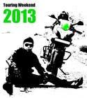 Graphic Design Inscrição do Concurso Nº6 para Logo Design for Touring Weekend 20xx