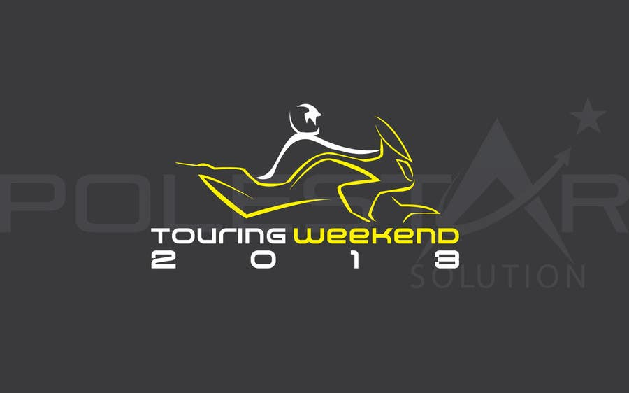#63 for Logo Design for Touring Weekend 20xx by phyreinnovation