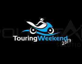 #61 para Logo Design for Touring Weekend 20xx por phyreinnovation