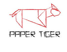"""#18 for Restaurant name """"Paper Tiger"""" Eatery by helloimcris"""