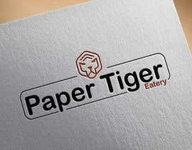 """#16 for Restaurant name """"Paper Tiger"""" Eatery by zinebboutlane92"""