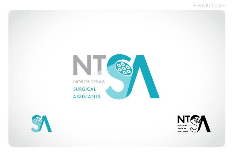 Penyertaan Peraduan #106 untuk Logo Design for North Texas Surgical Assistants