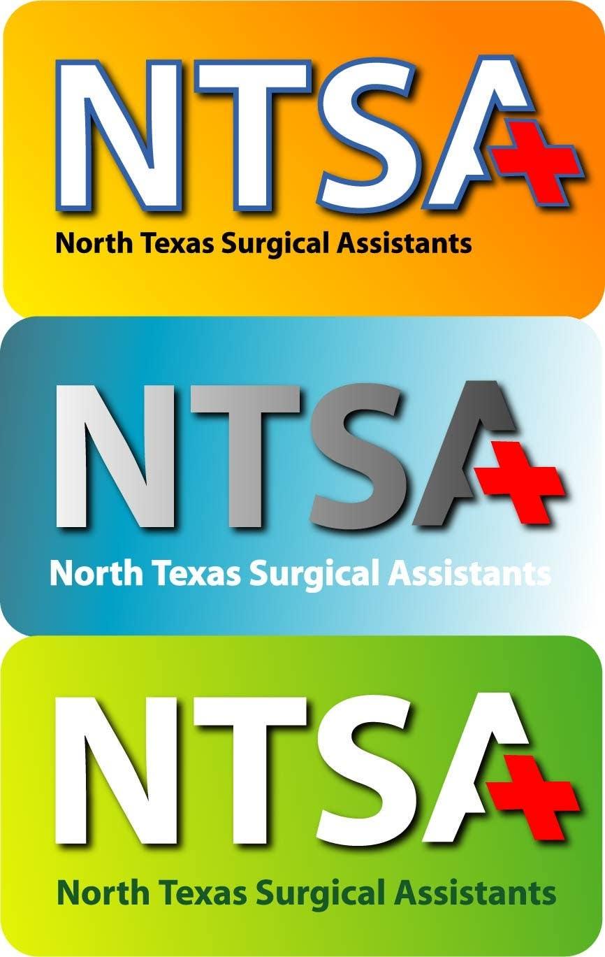Penyertaan Peraduan #188 untuk Logo Design for North Texas Surgical Assistants