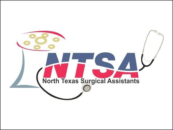 Penyertaan Peraduan #117 untuk Logo Design for North Texas Surgical Assistants