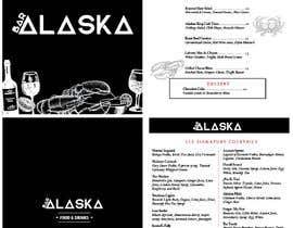 #93 for Bar Alaska Menu by rivkah2u