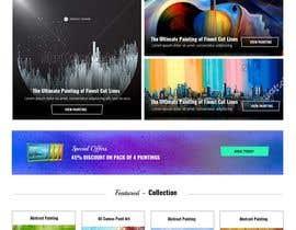 #26 for Fine art website by professionalerpa
