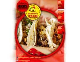 Nro 8 kilpailuun Design a mini Flyer coupon for my restaurant käyttäjältä bogdy50