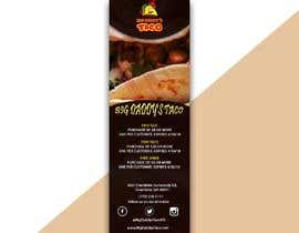 Nro 14 kilpailuun Design a mini Flyer coupon for my restaurant käyttäjältä chrislingo